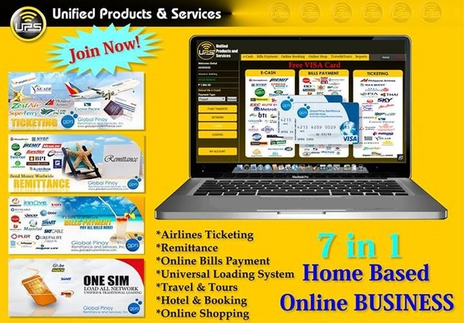 home based negoyso business franchise Philippines online internet